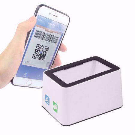 微信扫码盒
